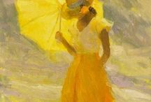 Impressionist / One of my favourite art movements...