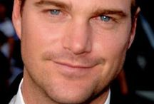 CHRIS O'DONNELL / by Eugenio Gonzalez