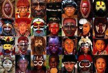 FACES 1 / Rostros del Mundo / by Eugenio Gonzalez