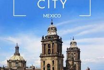 Destination: Central America / Travel inspiration for Central America, from Mexico to Panama