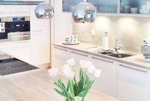 Cozinhas / Seleção de cozinhas, cozinhas americanas, cozinhas com ilhas,  cozinhas pequenas, cozinhas coloridas, cozinhas grandes...