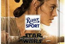 Ritter Sport - Star Wars - Das Erwachen der Macht / Ritter Sport - Star Wars - Das Erwachen der Macht