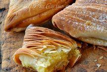 Cucina tradizionale / Dolci e piatti rustici italiani e di altre nazioni