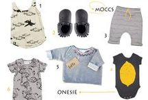 """For the little one """" .. """" to wear/to make"""