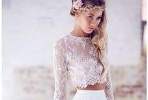 Wedding Style: Boho / Boho style wedding ideas