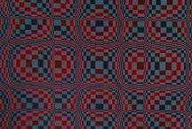 Weaving - Echo and Iris