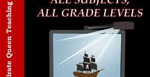 Instructional Slideshows: All Subjects, All Grade Levels / Discover slideshows to help you teach a variety of concepts for all subjects and all grade levels. If you would like to collaborate with the Pirate Queen, please follow this board and email  your Pinterest URL to lindap14642@gmail.com. Once you're on board, add your favorite teaching slideshow pins.