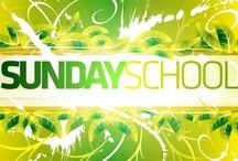 Sunday School / Sunday School activities.