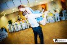 Fotografia ślubna - przyjęcie / Zdjęcia z zabawy weselnej - będzie się działo - fotografia ślubna