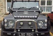 Series & Defender by Land Rover / Icon of the year. / by Frans Nagelkerke
