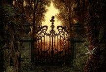 mystical / horror