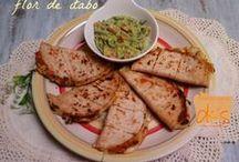 Arroz, pastas y platos salados. / recetas para dos
