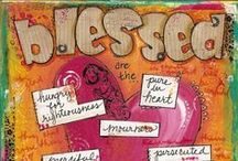 Beatitudes / Sunday School crafts, activities, lessons, games and snacks to help teach the Beatitudes.