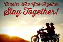 Let's Ride! / Biker quotes to live by