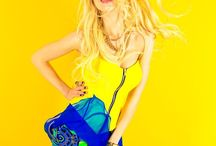 Yellow / NEW YELLOW PHOTOSHOOT  Photo & Make-Up by Dasha Shik Concert Costume Design by Anastasia Teneneva