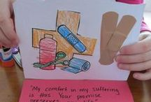 Bartimaeus / Sunday School crafts, activities, lessons, games and snacks to help teach about Bartimaeus.