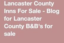Bed and Breakfasts For Sale in Lancaster PA