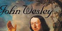 John Wesley / Quotes, photos and stories about the father of Methodism, John Wesley.