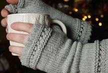 Ponožky, návleky, rukavice