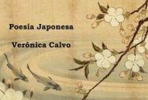 Verónica Calvo  -  Poesía Japonesa / Haikus, Senryus y Tankas