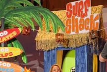 VBS 2016 SURF SHACK / Ideas for decorating, crafting, snacking, gaming and having fun at NSUMC's 2016 Surf Shack Day Camp.