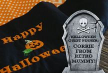 Trick or Treat! / We're adding a DIY touch to Halloween this year, with our guest pinner Corrie from Retro Mummy!