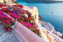 Travel - Greece (Santorini, Paros and Mykonos)