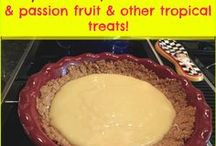 Dessert :: recipes / Desserts of all kinds - some are healthy!