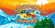 VBS 2018 Rolling River Rampage / Vacation Bible School (VBS) 2018/ Rolling RIver Rampage.  North Scottsdale United Methodist church's summer day camp in June 2018.