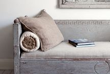 Interiors / Elements and rooms that inspire me
