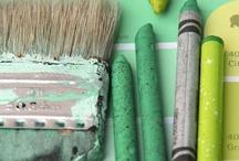 Colors ♥ Farben ♥ Couleurs / by Nicole Bautz