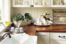 Interiors / Beautiful and inspiring ideas for your home