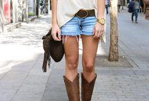 Wear it like this