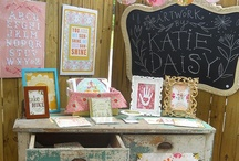 Craft Show Booths / Craft Show Booth Ideas