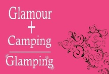 Glamping!! / by Brook Kerry