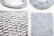 Knit ♥  Stricken / by Nicole Bautz
