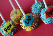 Cake & Brownie Pops!! / by Brook Kerry