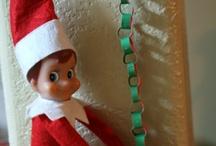 elf on the shelf / by Nicole Bautz