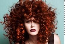 hair ideas / by Michelle Hopkins Shaffer