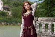 Medieval style / Idées costumes et accessoires d'inspiration médiévale (ou presque)