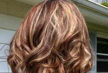 Hair COLOR  / by Maggie LeBlanc