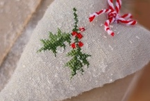 Embroidery ♥ winter & christmas / by Nicole Bautz