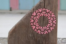 Embroidery ♥ art ♥ Stickkunst / by Nicole Bautz