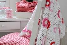 Crochet ♥ granny's ♥  Omas Häkeldecken / by Nicole Bautz