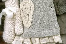 Crochet ♥ couture ♥ Kleiden mit Gehäkeltem / by Nicole Bautz
