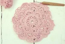 Crochet ♥ doily's ♥ Omas Häkeldeckchen / by Nicole Bautz