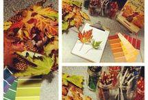 Autumn/Fall Activities