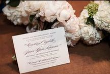 C and J Wedding; December 2012 / A Southern Affair held at the Carnegie Institute!