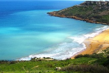 Sandy beaches in Malta / The main coastal resorts and larger sandy beaches are in the northern part of Malta. Malta's most popular beaches are Mellieħa Bay, Għajn Tuffieħa and Golden Bay. For smaller, quieter beaches, try those at the tip of Malta, overlooking Gozo - Paradise Bay and Armier. Gozo and Comino offer plenty of out-of-the-way rocky inlets with clear waters and perfect snorkeling. BOOK YOUR PLACE NOW http://letting.remax-malta.com/