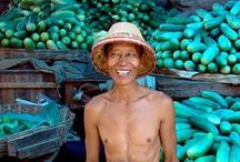 People/Faces from Around the World
